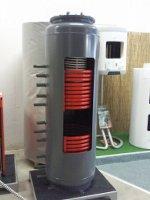 Akumulační nádrž LMT na výstavě C